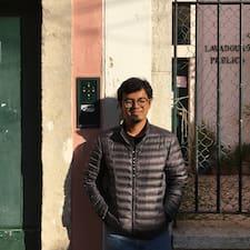 Profil utilisateur de Sudeep