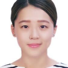 Användarprofil för 娟