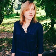 Profil utilisateur de Евгения