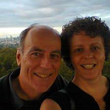 Henkilön George & Cheryl käyttäjäprofiili