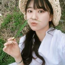 Profil utilisateur de Hajung