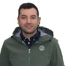 Alfonso Jose felhasználói profilja
