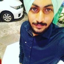 Profil utilisateur de Jaspreet