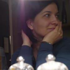 Edina felhasználói profilja