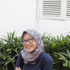 Agitha User Profile