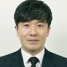Profil utilisateur de Hwangeun