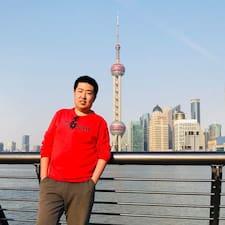 李力 - Uživatelský profil