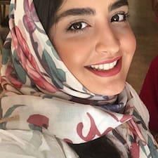 Reema felhasználói profilja
