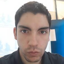 Profil Pengguna Sebastian