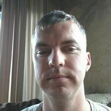 Profil utilisateur de Fred