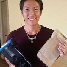 Notandalýsing Yasuhiro