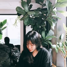 Ga Eun felhasználói profilja