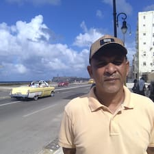 Amaury Santos felhasználói profilja