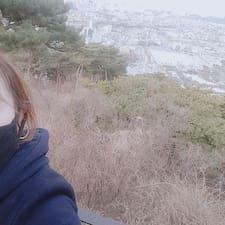 레이 felhasználói profilja
