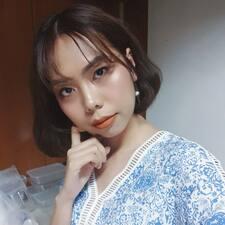 Profil utilisateur de Megi