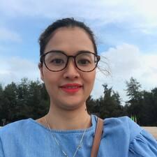 Profil Pengguna Hương