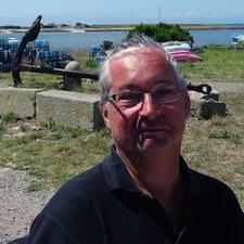 Jean-Luc felhasználói profilja
