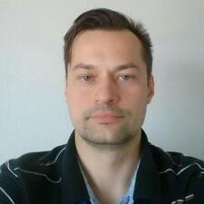 Perfil do utilizador de Jacek