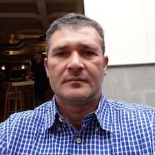 Eusebio User Profile