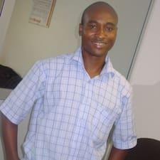 Sané felhasználói profilja