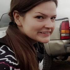 Profil Pengguna Kelsey