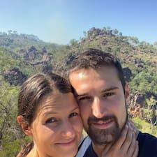 Laura & Philippe felhasználói profilja