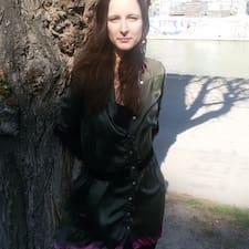 Profil utilisateur de Barbora