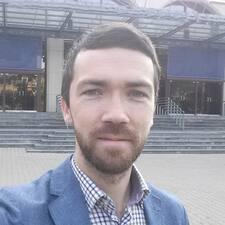 Vasily felhasználói profilja