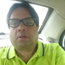 Perfil do utilizador de Sandeep