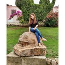 Jessica Lizeth felhasználói profilja