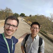 Jon Y LiuQian Kullanıcı Profili