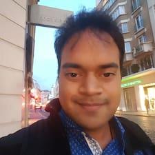 Saarang User Profile