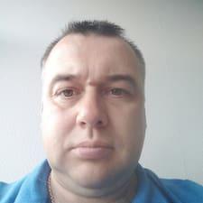 Henkilön Евгений käyttäjäprofiili