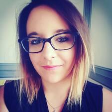 Profil utilisateur de Charline