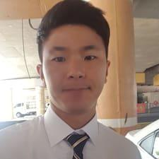 Profil utilisateur de 영수