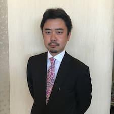Yoshitake Brukerprofil