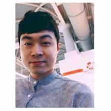 Chang felhasználói profilja