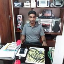 Profil korisnika Kandasamy