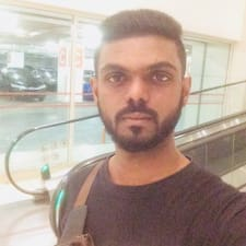 Dinesh felhasználói profilja