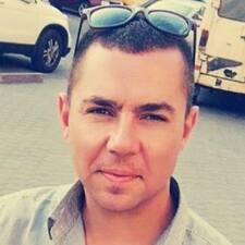 Profil utilisateur de Yuriy