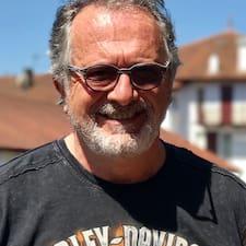 Gebruikersprofiel Jean Dominique