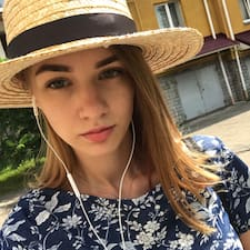 Solomiya - Uživatelský profil