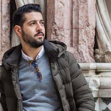 Gianluigi felhasználói profilja