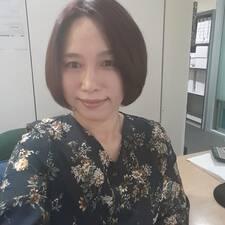 Gebruikersprofiel Jaeeun