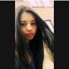 Profil utilisateur de Katerin Yuliet