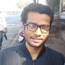 Perfil do usuário de Siddharth Shrikant