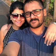 Användarprofil för Ishan Priyanka