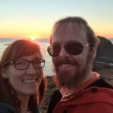 Stephanie & Michael felhasználói profilja