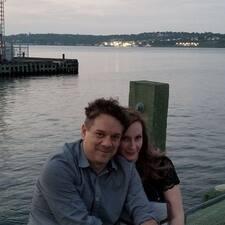 Greg & Tara