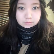 Gebruikersprofiel Yubin Kim